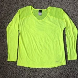 Nike Running Long Sleeve Shirt